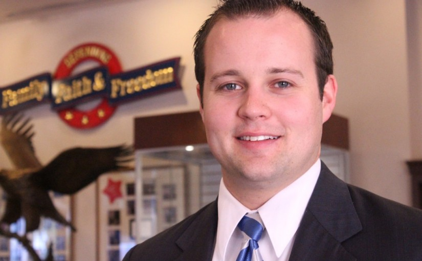 Christian, Josh Duggar, Isn't Perfect… Just forgiven!