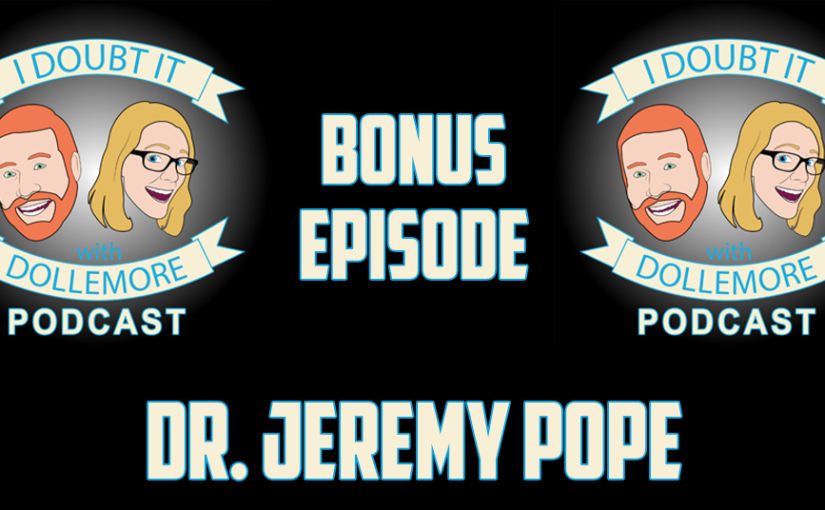 "#BONUS – ""Professor Jeremy Pope of Brigham Young University."""