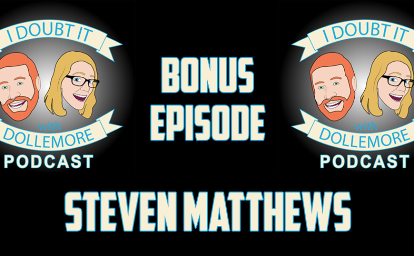 "#BONUS – ""YouTuber Steven Matthews – The Focus Initiative."""