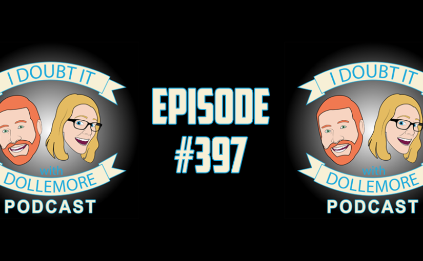 "#397 – ""Upcoming 400th Episode, Tony Robbins' #MeToo Moment, Sean Hannity Conspiracy, Trump vs. Mueller, Wendy Vitter's Hearing, and A$$hole of Today featuring Jenna Browder and David Brody."""