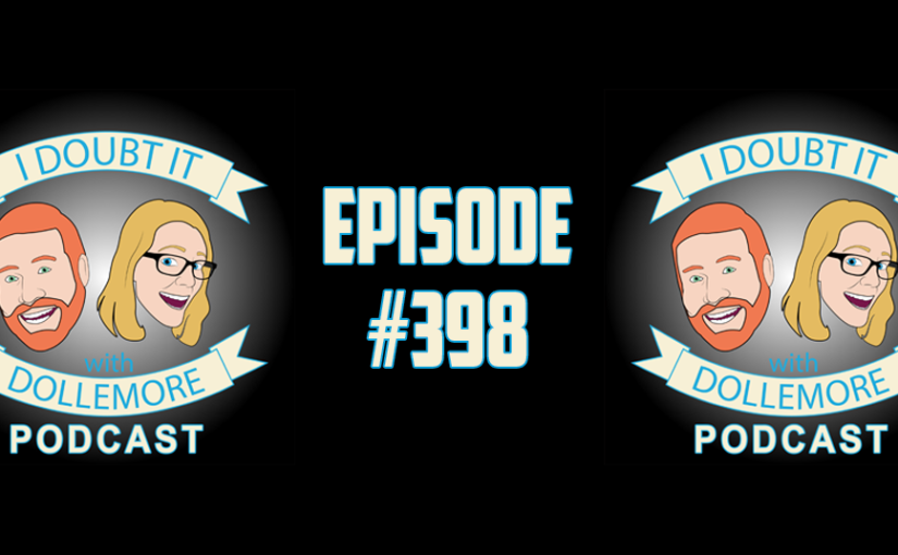 "#398 – ""McDonald's Trash Talk, Michael Cohen's Legal Troubles, James Comey vs. Donald Trump, GOP Hypocrisy, and A$$hole of Today featuring Sean Simpson."""
