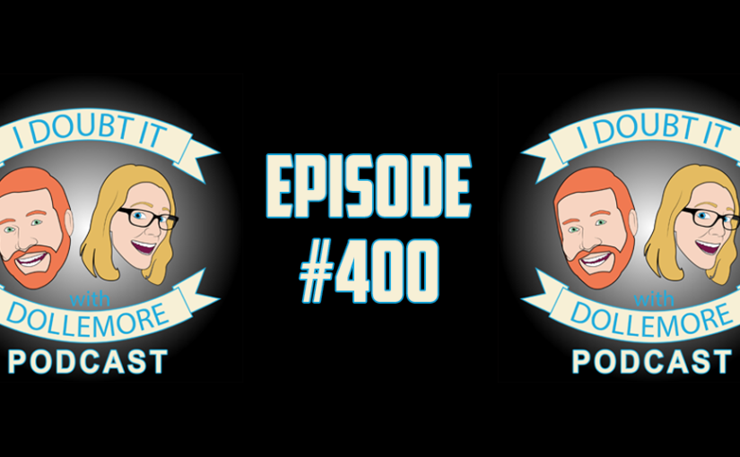 "#400 – ""Lessons Learned, Good Guy Without A Gun, Dana Bash vs. Kellyanne Conway, Cooper Breakdown, Evangelical Threats, and Takin' Care of Biz featuring Terry Crews."""