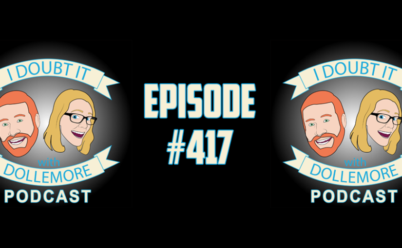"#417 – ""Backing In, Family Separation at the Border, Roger Stone's New Memory, and Rudy Giuliani's Defenses."""