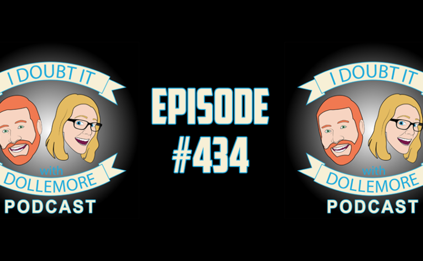 "#434 – ""Fragile Masculinity, Voter ID Laws, Mueller vs. Trump, and Takin' Care of Biz featuring Stephen Colbert."""