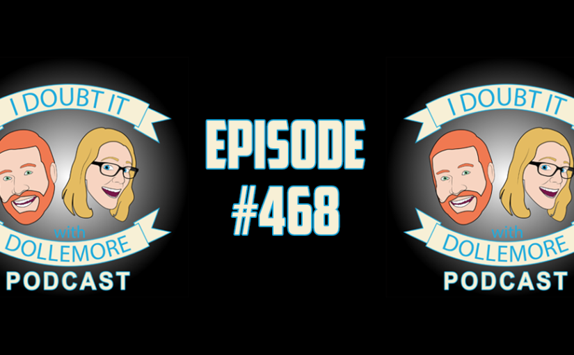 "#468 – ""Ineffective Previews, Laura Loomer's Protest, Tariffs & GM & Ford, Lies from Paul Manafort & Michael Cohen, 'Individual 1′ Trump, A$$hole of Today featuring a Southwest Airlines clerk, and Takin' Care of Biz featuring Payless Shoes."""