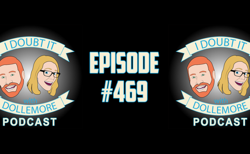 "#469 – ""Edible Slime, Baby It's Cold Outside, Amber Guyger's Indictment, Trump's G20 Embarrassment, Mueller's Latest, and Takin' Care of Biz featuring Ory Laboratory."""