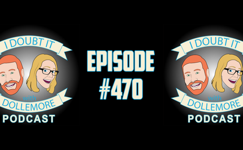 "#470 – ""Flash Flood!, George H. W. Bush's Death Reactions, Michelle Obama's Advice, Michael Flynn's Cooperation, Sean Hannity's Hypocrisy, A$$hole of Today featuring CNN and Food Babe, and Takin' Care of Biz feat. a dad in Ohio."""