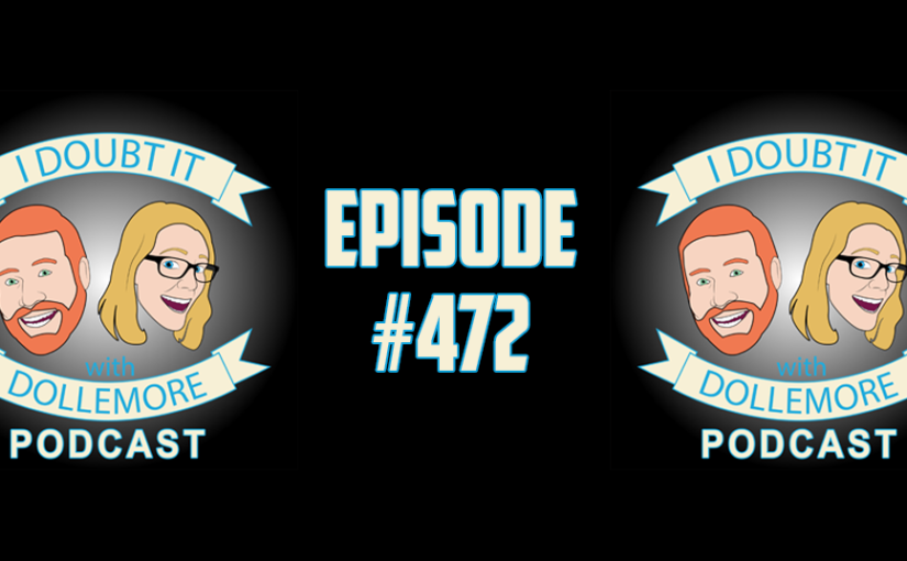 "#472 – ""Forehead Twitch, Sam Harris vs. Patreon, Santa's Bad Mouth, James Comey's Lecture to Republicans, Trump Corruption, and Changing Trump Opinions."""