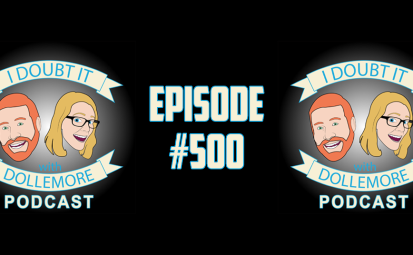 "#500 – ""Empathy Cards, Finalized Mueller Report, Steve King (Still Racist), and Takin' Care of Biz featuring Tanitoluwa Adewumi."""
