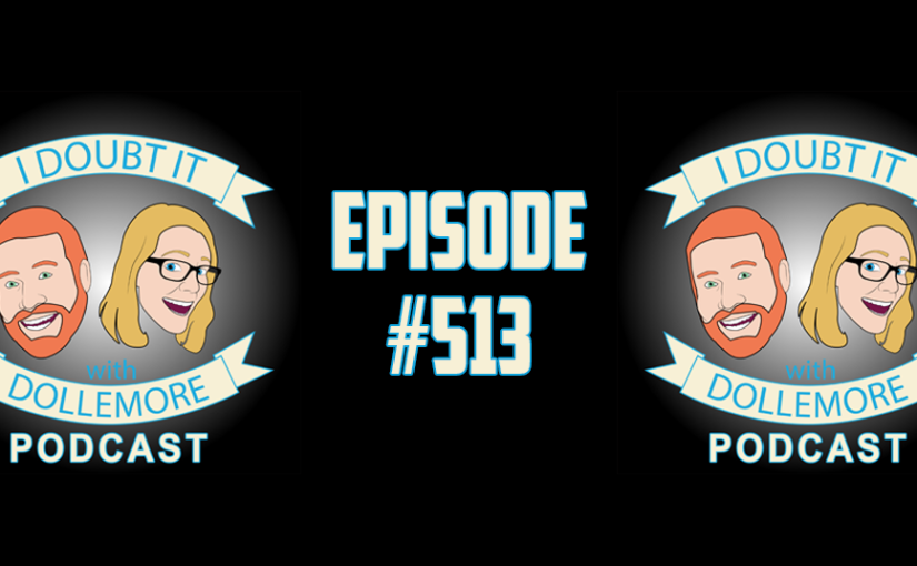 "#513 – ""An Evening of Moving the Conversation Forward AKA Listener Communication Extravaganza."""