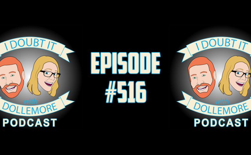 "#516 – ""Booksmart, Mueller's Statement, Soulless Mitch McConnell, and A$$hole of Today feat. William Happer."""